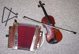 Cajun music instruments