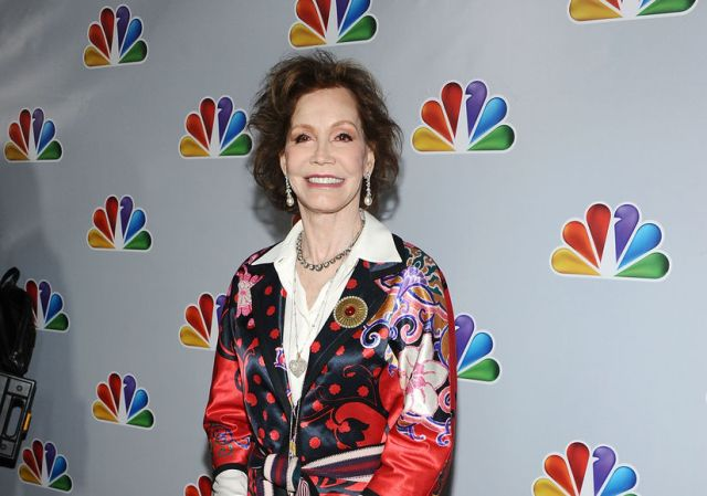 LOS ANGELES, CA - JANUARY 08: Actress Mary Tyler Moore attends NBC's taping of 'Betty White's 90th Birthday: A Tribute to America's Golden Girl' at Millennium Biltmore Hotel on January 8, 2012 in Los Angeles, California. (Photo by Angela Weiss/Getty Images)